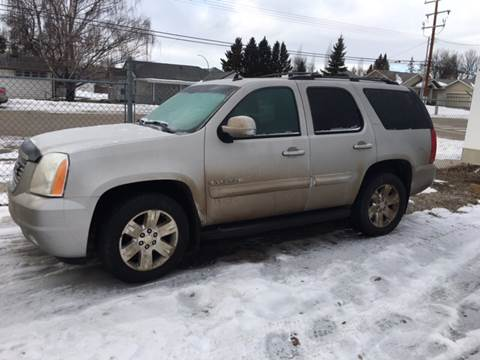2007 GMC Yukon for sale at Canuck Truck in Magrath AB