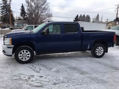 2013 Chevrolet Silverado 2500HD for sale at Canuck Truck in Magrath AB