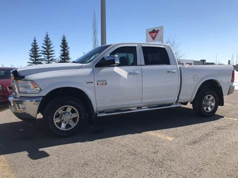 2012 RAM Ram Pickup 2500 for sale at Canuck Truck in Magrath AB