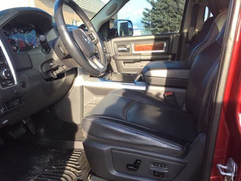 2011 RAM Ram Pickup 3500 for sale at Canuck Truck in Magrath AB
