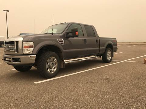 2008 Ford F-250 Super Duty for sale at Canuck Truck in Magrath AB