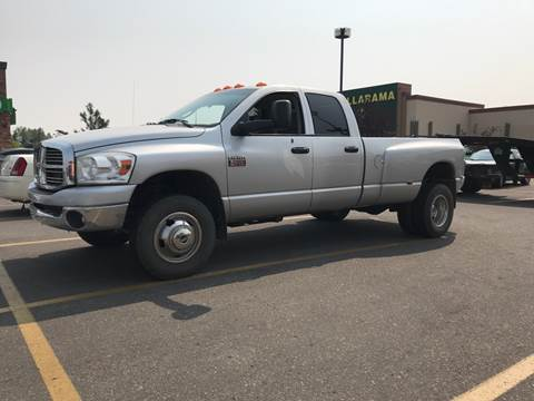 Dodge 3500 For Sale >> Used 2008 Dodge Ram Pickup 3500 For Sale In Batesville Ar