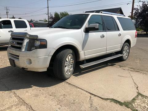2013 Ford Expedition EL for sale at Canuck Truck in Magrath AB