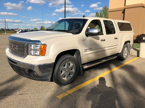 2013 GMC Sierra 1500 for sale at Canuck Truck in Magrath AB