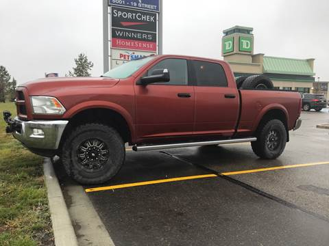 2013 RAM Ram Pickup 2500 for sale at Canuck Truck in Magrath AB