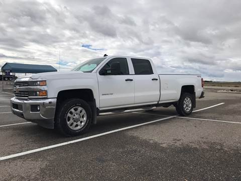 2015 Chevrolet Silverado 3500HD for sale at Canuck Truck in Magrath AB