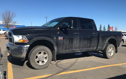 2010 Dodge Ram Pickup 3500 for sale at Canuck Truck in Magrath AB