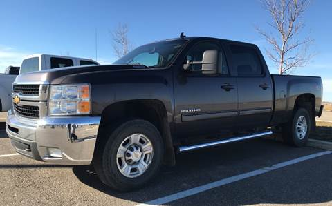 2010 Chevrolet Silverado 2500HD for sale at Canuck Truck in Magrath AB