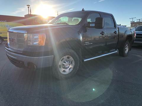 2008 GMC Sierra 2500HD for sale in Magrath, AB