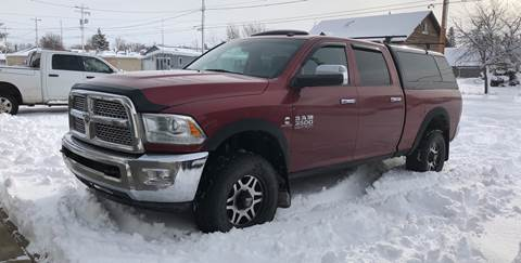 2013 RAM Ram Pickup 3500 for sale at Canuck Truck in Magrath AB