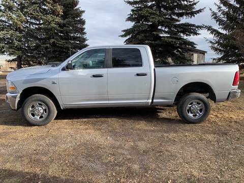 2012 RAM Ram Pickup 3500 for sale at Canuck Truck in Magrath AB