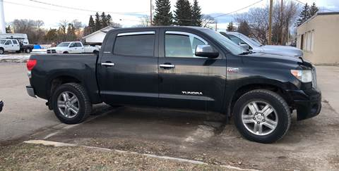 2008 Toyota Tundra for sale at Canuck Truck in Magrath AB