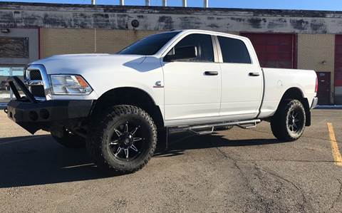 2015 RAM Ram Pickup 2500 for sale at Canuck Truck in Magrath AB