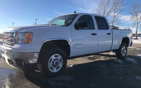 2012 GMC Sierra 2500HD for sale at Canuck Truck in Magrath AB