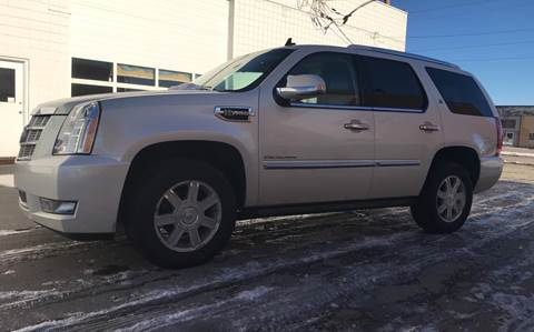 2011 Cadillac Escalade Hybrid for sale at Canuck Truck in Magrath AB