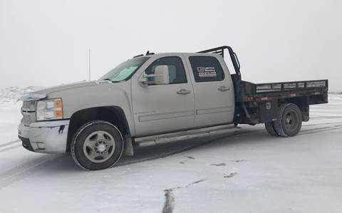 2009 Chevrolet Silverado 3500HD for sale at Canuck Truck in Magrath AB