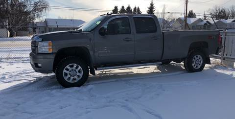 2014 Chevrolet Silverado 3500HD for sale at Canuck Truck in Magrath AB