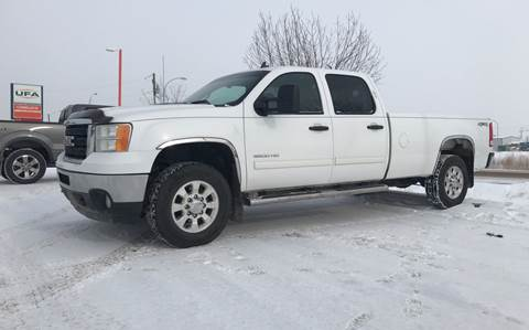 2012 GMC Sierra 3500HD for sale in Magrath, AB