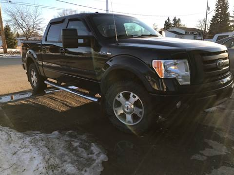 2010 Ford F-150 for sale in Magrath, AB