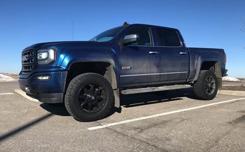 2016 GMC Sierra 1500 for sale at Canuck Truck in Magrath AB