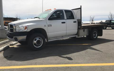 2007 Dodge Ram Chassis 3500 for sale in Magrath, AB