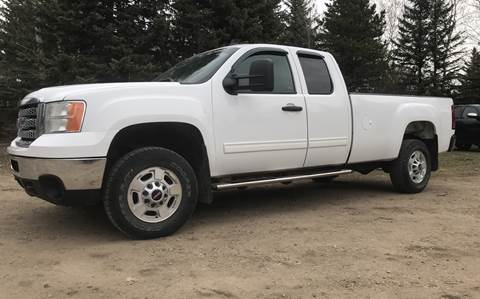 2013 GMC Sierra 2500HD for sale in Magrath, AB