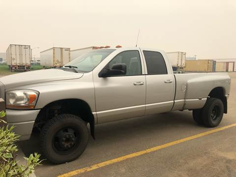 2006 Dodge Ram Pickup 3500 for sale in Magrath, AB
