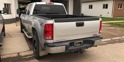 2012 GMC Sierra 2500HD for sale in Magrath, AB