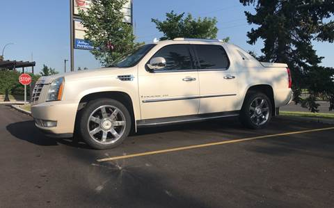 2007 Cadillac Escalade EXT for sale at Canuck Truck in Magrath AB