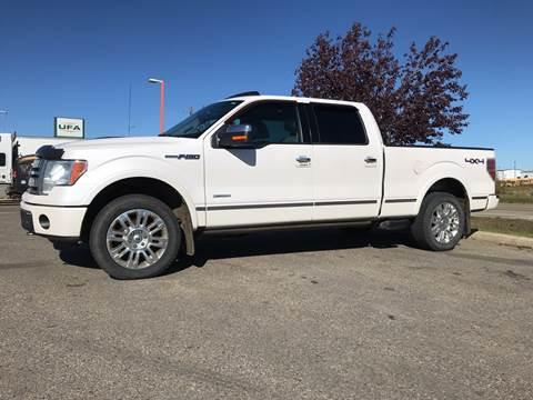 2011 Ford F-150 for sale in Magrath, AB