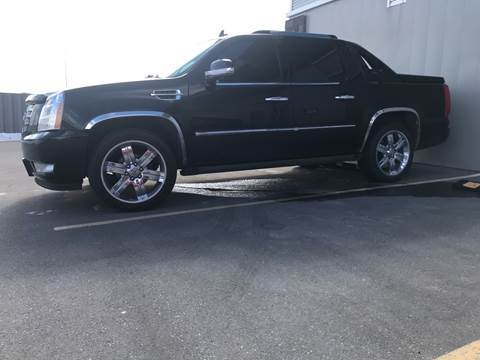 2008 Cadillac Escalade EXT for sale at Canuck Truck in Magrath AB