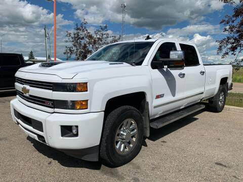 2019 Chevrolet Silverado 3500HD for sale at Canuck Truck in Magrath AB