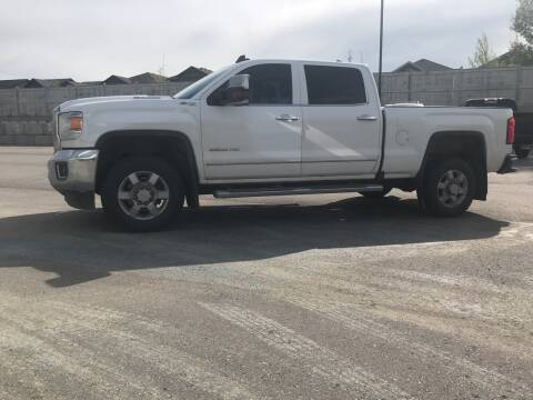 2019 GMC Sierra 2500HD for sale at Canuck Truck in Magrath AB