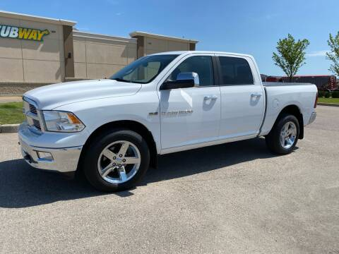 2012 RAM Ram Pickup 1500 for sale at Canuck Truck in Magrath AB