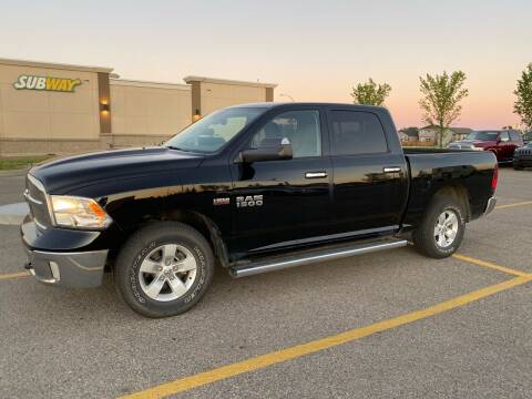2015 RAM Ram Pickup 1500 for sale at Canuck Truck in Magrath AB