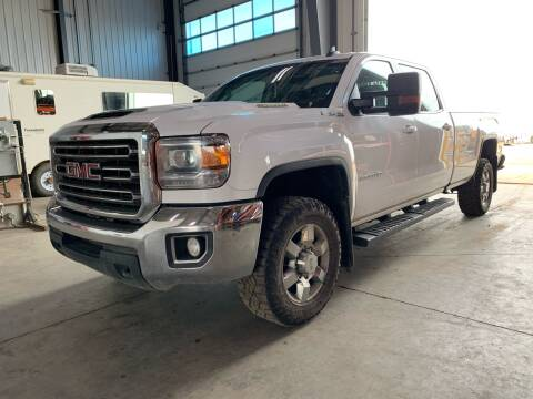 2018 GMC Sierra 2500HD for sale at Canuck Truck in Magrath AB