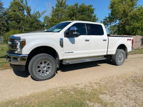 2018 Ford F-250 Super Duty for sale at Canuck Truck in Magrath AB