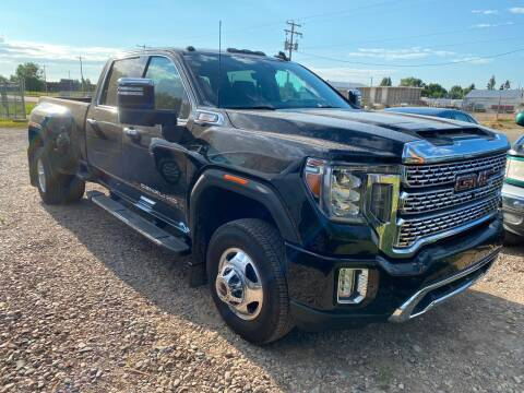 2020 GMC Sierra 3500HD for sale at Canuck Truck in Magrath AB