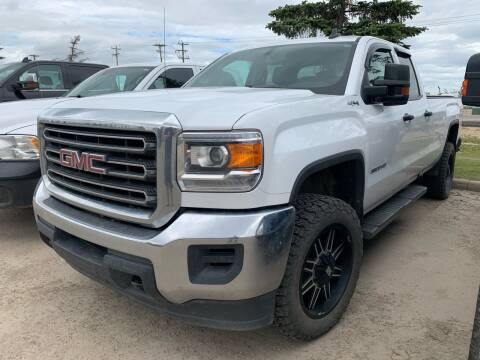 2017 GMC Sierra 3500HD for sale at Canuck Truck in Magrath AB