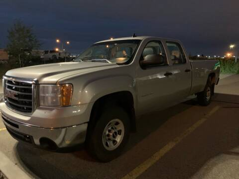 2009 GMC Sierra 3500HD for sale at Canuck Truck in Magrath AB