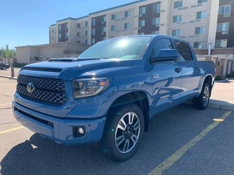 2019 Toyota Tundra for sale at Canuck Truck in Magrath AB
