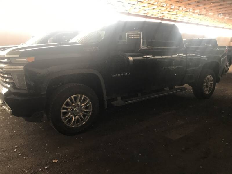2020 Chevrolet Silverado 3500HD for sale at Canuck Truck in Magrath AB