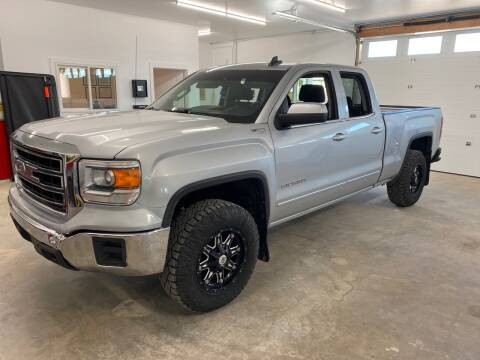 2015 GMC Sierra 1500 for sale at Canuck Truck in Magrath AB