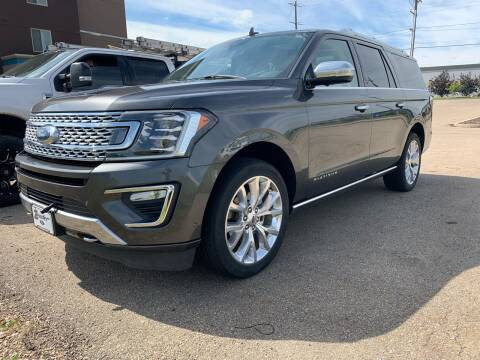 2018 Ford Expedition MAX for sale at Canuck Truck in Magrath AB