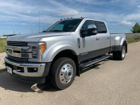 2019 Ford F-450 Super Duty for sale at Canuck Truck in Magrath AB