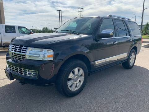 2010 Lincoln Navigator for sale at Canuck Truck in Magrath AB