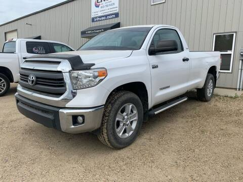2014 Toyota Tundra for sale at Canuck Truck in Magrath AB