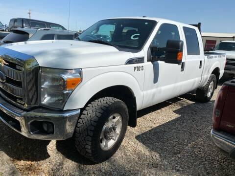 2015 Ford F-350 Super Duty for sale at Canuck Truck in Magrath AB