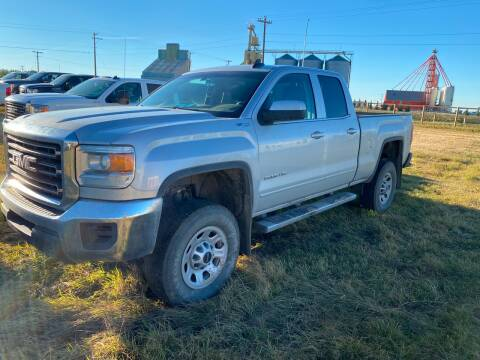 2015 GMC Sierra 2500HD for sale at Canuck Truck in Magrath AB