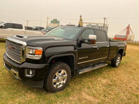 2019 GMC Sierra 3500HD for sale at Canuck Truck in Magrath AB
